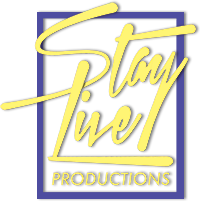 Stay Live Productions Logo